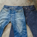 TCBjeans 50′s & 60′s フォロー生産完成しました。