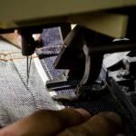 TCB50′s jean jacketの追加生産 最終工程