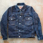 TCB50's jeans jacket 2nd lot 完成のお知らせ