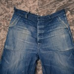Two Seamen Trousers
