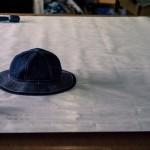Hat's cut