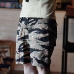 Clawling shorts