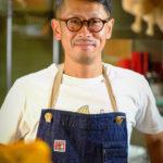 TCB JEANS WORK APRON × 西屯田通りスープカレー本舗