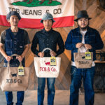 XX DEVELOPMENT and TCB JEANS COAL BAG