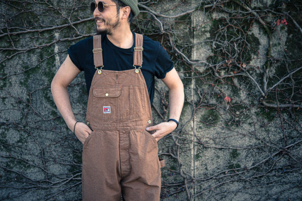 Wrecking Crew Pants 新色 Brown Denim 発売開始のお知らせ New Color Added: Brown Denim for Wrecking Crew Pants