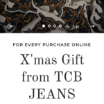 For overseas customers, New TCB English webshop opened!
